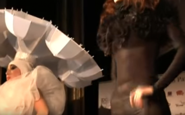 PARIS FASHION ACADEMY AT LE BAL DE PARIS 2009 - YouTube