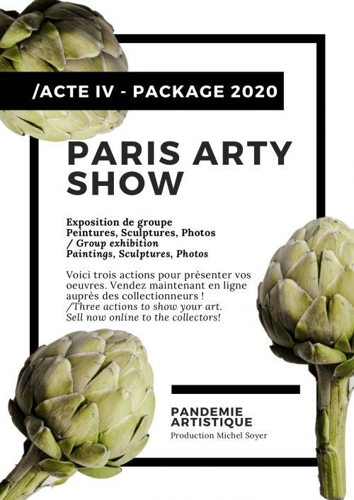 Paris Arty Show Acte IV